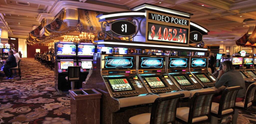 Video póquer