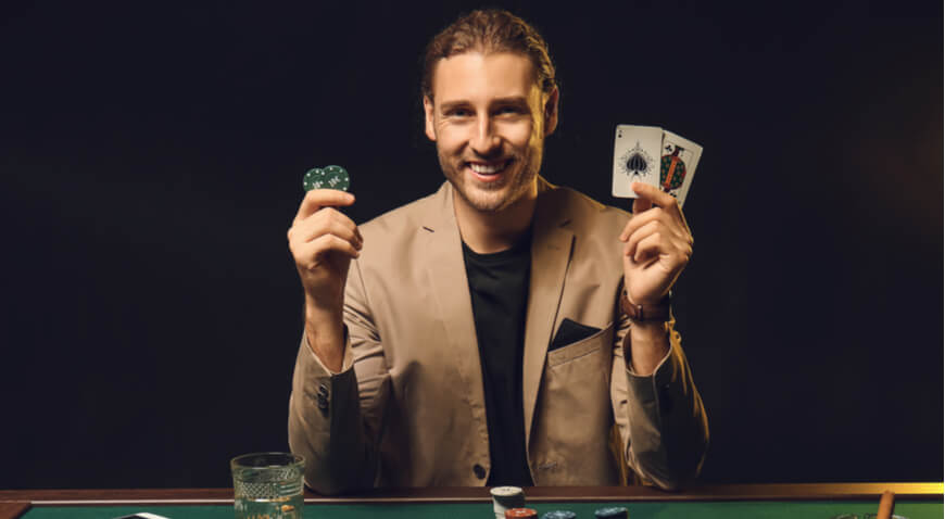 juego de mesa de casino