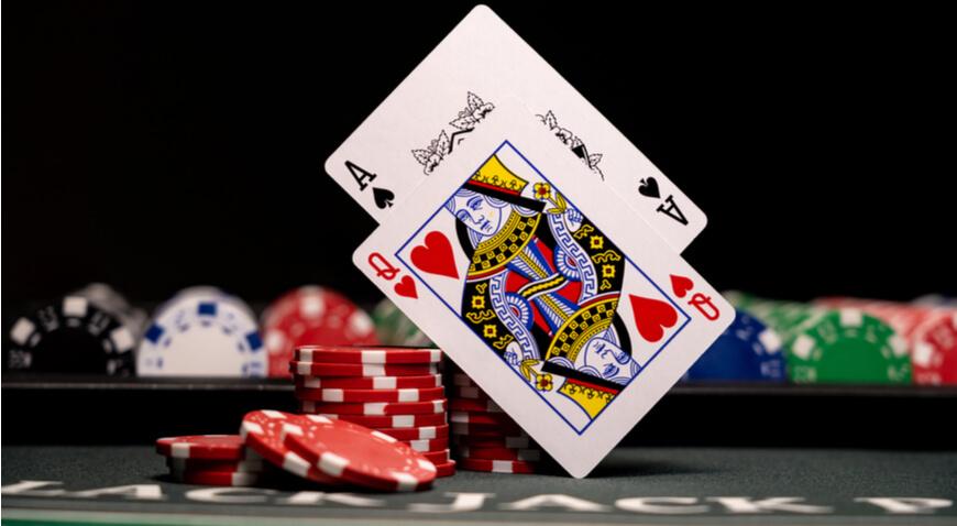 blackjack en linea