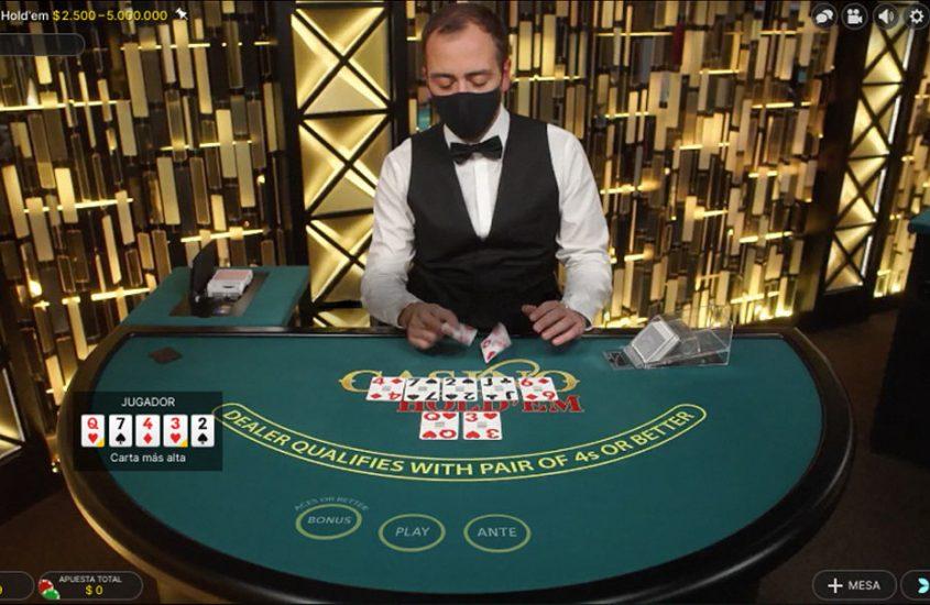 Aprende a jugar poker en Rushcasino
